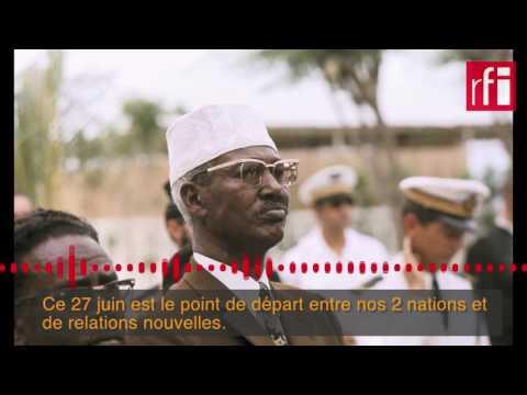 27 juin 1977, la naissance de la République de Djibouti