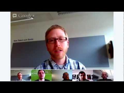 Diskussion mit Armin Ledergerber über den Swiss Social Media Report 2012