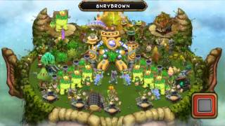 [My Singing Monsters] Best original plant island song