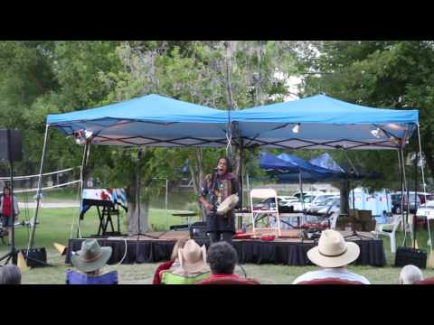 Robert Mirabal at Summer Solstice 2017