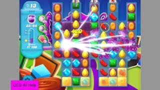 Candy Crush Soda Saga Level 555 NO BOOSTERS