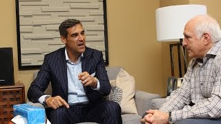 Jay Wright Q&A with Brandon Steiner