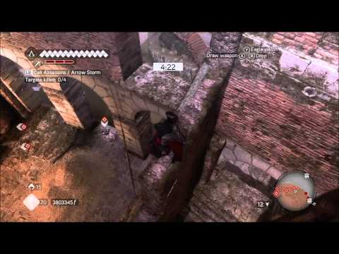 Assassin's Creed Brotherhood - Exit Stage Right - Sequence 7, Memory 3 Walkthrough.wmv
