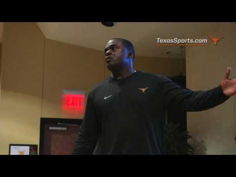 Longhorn Lessons: Adversity by Brian Jean-Mary [Aug. 12, 2016]