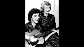 The Davis Sisters - I Forgot More Than You