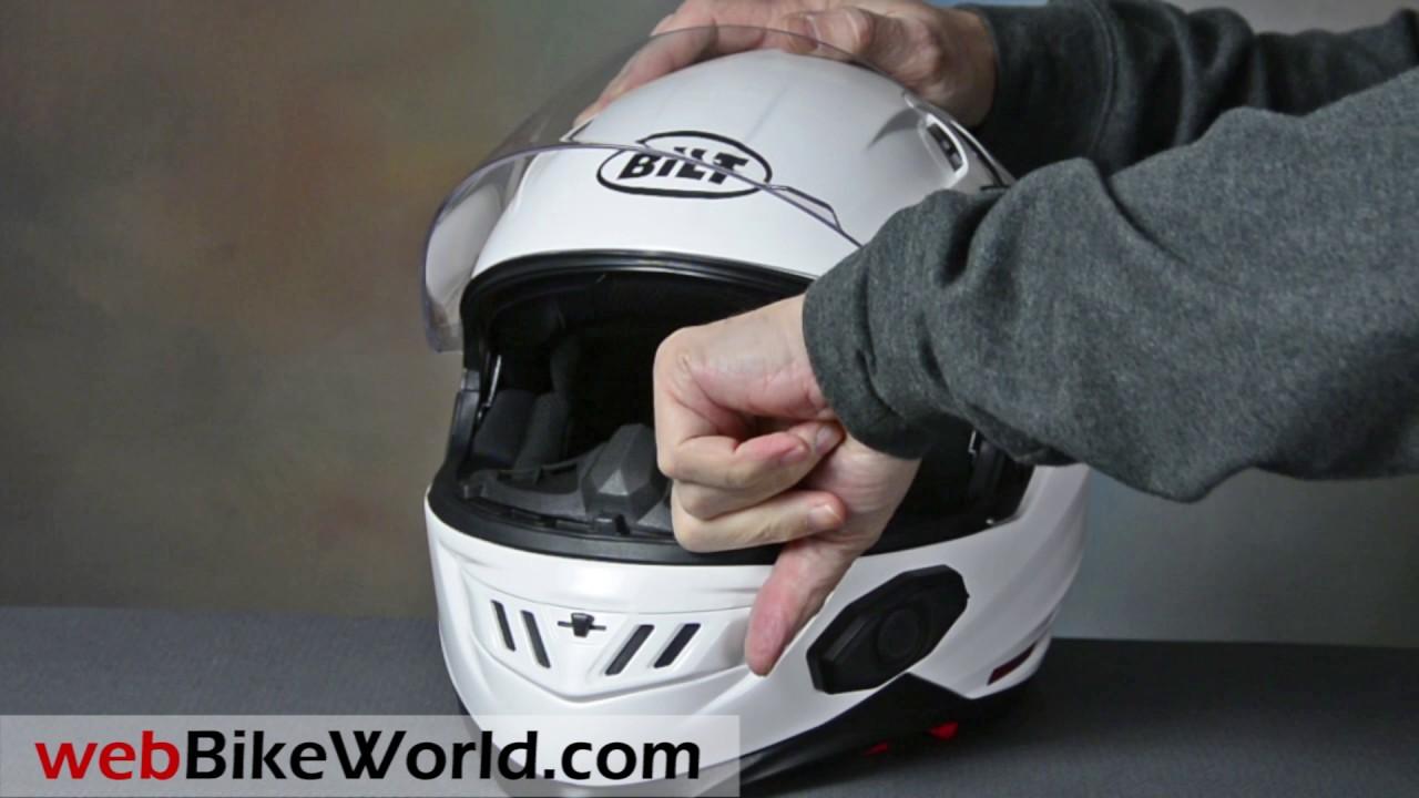 c57e3d7d Bilt Techno 2.0 Bluetooth Helmet - YouTube
