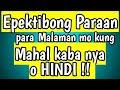 Paano mo Malalaman kung totoong MAHAL ka nya?