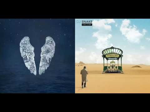 Coldplay - True Love x DJ Snake - Let Me Love You