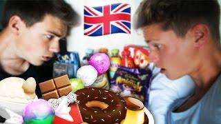 BRITISH CANDY CHALLENGE