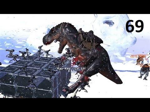 ARK TEK HUNTER (SPECTATOR) #69 ALLES AUßER KONTROLLE [Ark Survival Evolved Deutsch]