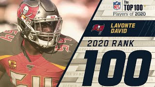 #100: Lavonte David (LB, Buccaneers) | Top 100 NFL Players of 2020