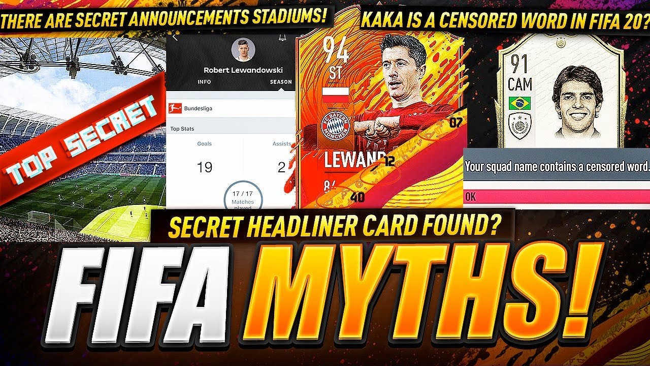 Secret Headliner Card Found in FIFA? thumbnail