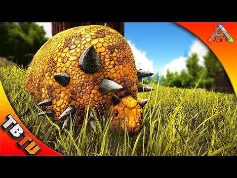 ARK DOEDICARUS BREEDING AND MUTATIONS! ITS A DISASTER! Ark Survival Evolved Mutation Zoo