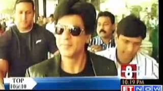 India, Pakistan spar over Shah Rukh Khan