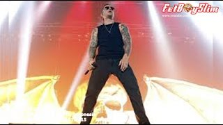 A7X AVENGED SEVENFOLD - ACID RAIN live in Jakarta, Indonesia 2015