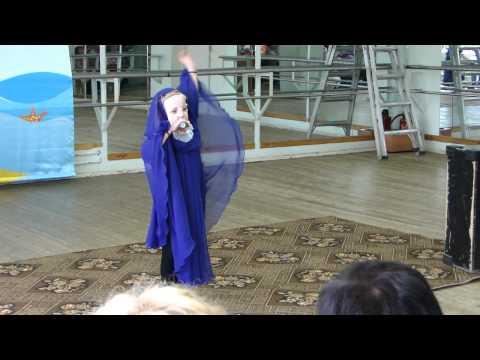 Лиза Перминова, 5 лет. Приведения