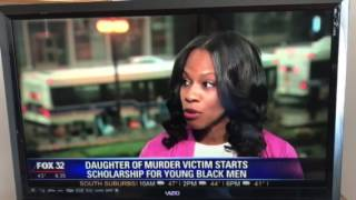 Tenisha Taylor Bell featured on Chicago's FOX 32