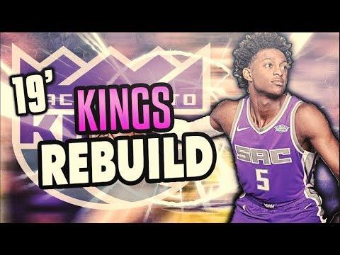 I Sacramento Kings del 2019