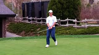 US Open Qualifier - Chipping and Flop Shots
