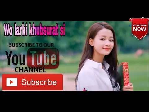 Wo larki khubsurat si kissi patthar ki murat si video song ||lyrics by arjit singh||