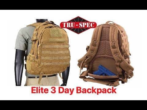 87 low cost high value backpack   Tru Spec Elite3 Day Backpack ... da334ccaa13ac