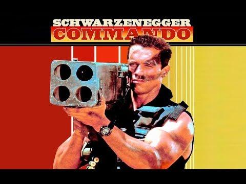Фильм Коммандо (1985) - смотреть онлайн в HD 1080, Арнольд Шварценеггер. Лучший боевик всех времен