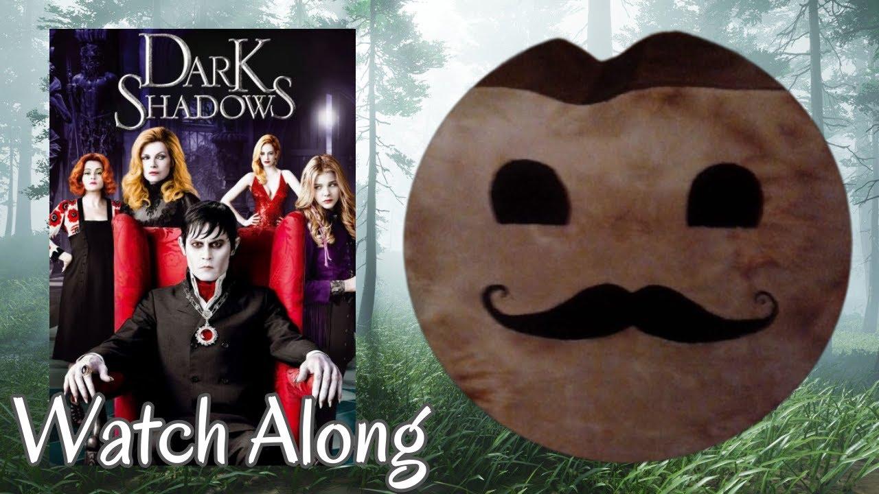 Download Dark Shadows (2012) Movie Live Reaction! | First Time Watching! | Livestream!