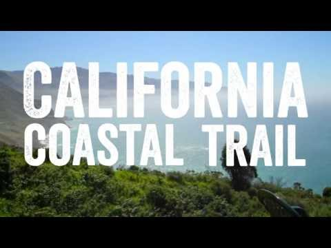 California Coastal Trail--Big Sur