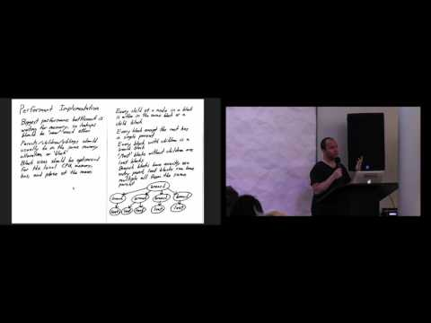 Bram Cohen: Data Structures for Scaling Bitcoin