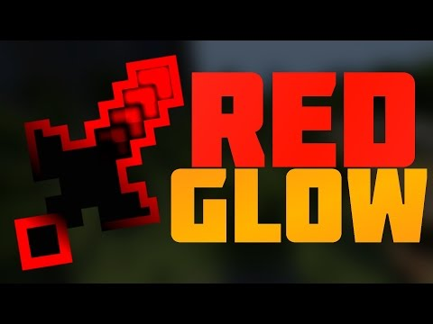 Minecraft PvP Texture Pack RED GLOW 1.9.4, 1.8.9, 1.7.10 - Review - 동영상