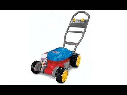 Introducing TimmyToysTV - Fisher-Price Bubble Mower