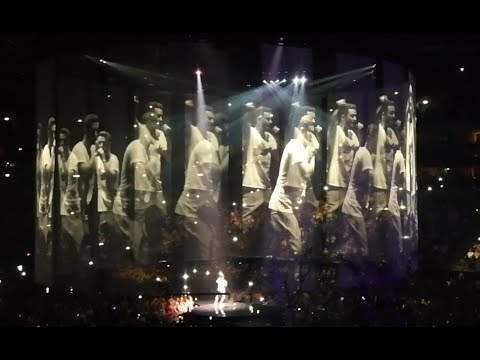 Justin Timberlake  My Love  Cry Me A River  Mirrors Man of the Woods Tour Berlin 12082018