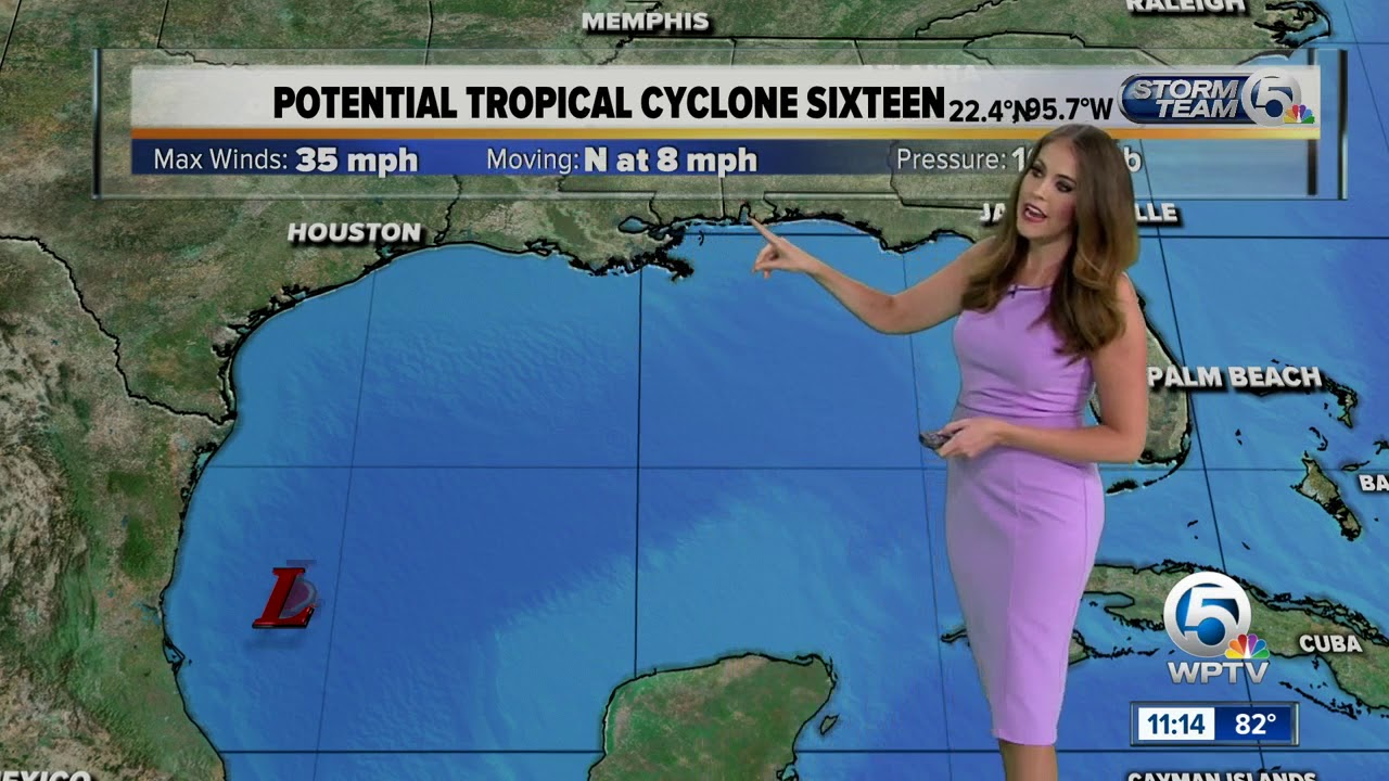Tropical Storm Warning issued for parts of NW Florida