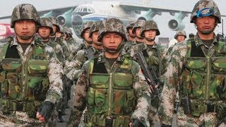 Китай открыл первую военную базу за рубежом