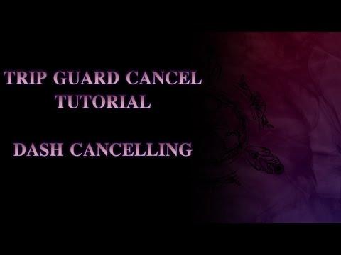 BBCF Trip Guard Tutorial: Dash Cancelling
