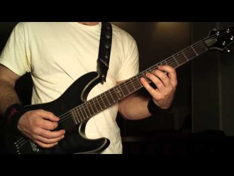 Megadeth This Day We Fight Guitar Lesson