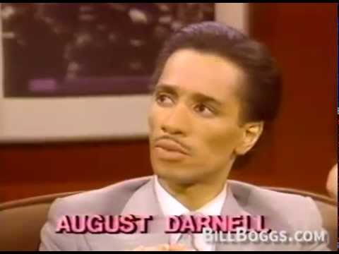 "Darnell August ""Kid Creole"" and The Coconuts Interview with Bill Boggs"