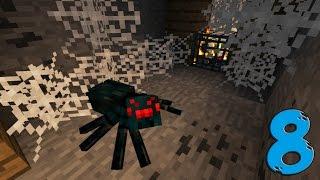 Minecraft - Örümcek Hakkında Bilinmeyen 8 Şey