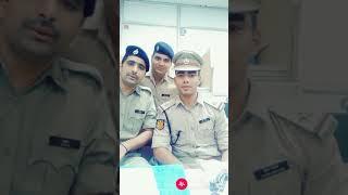 Indian police singing
