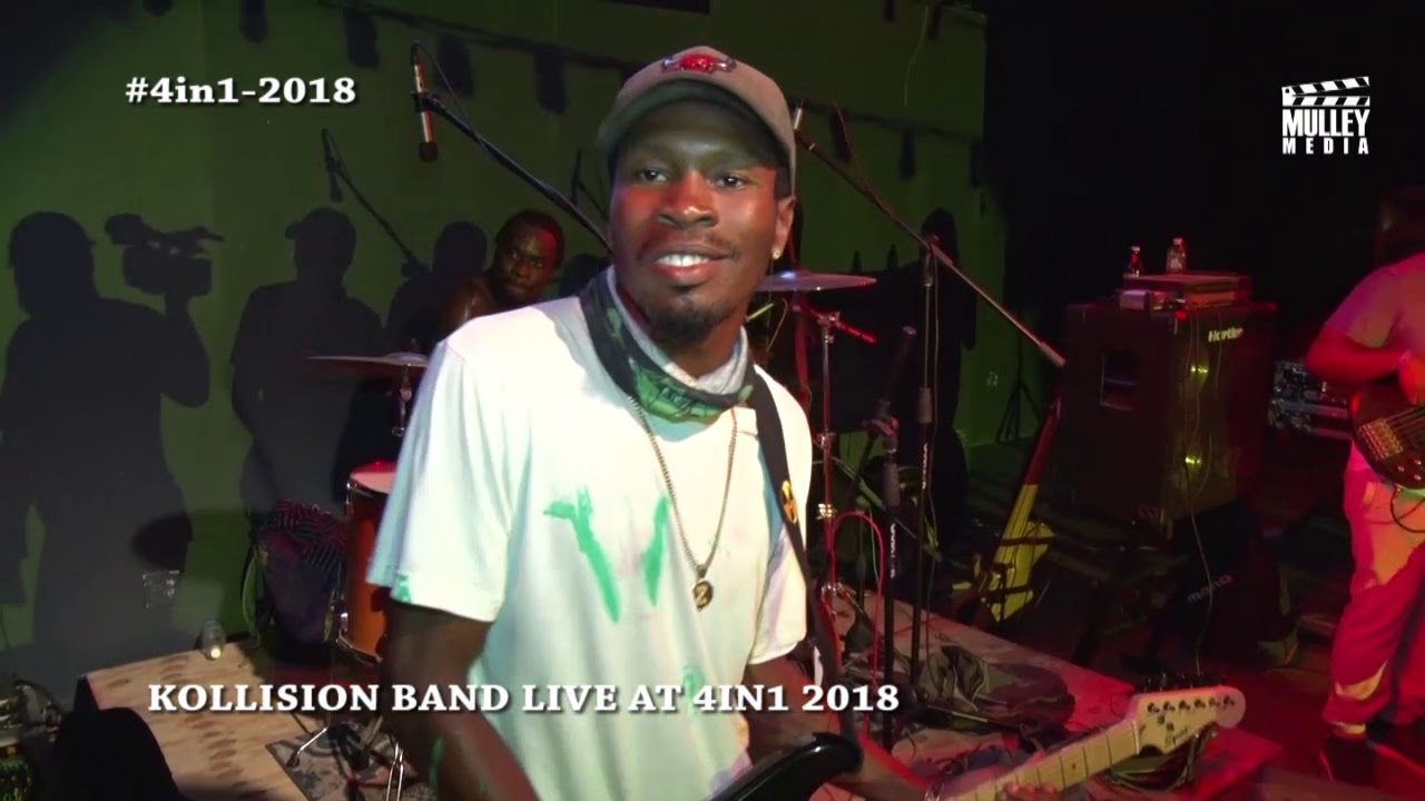 Download Kollision Band live at 4in1 2018...