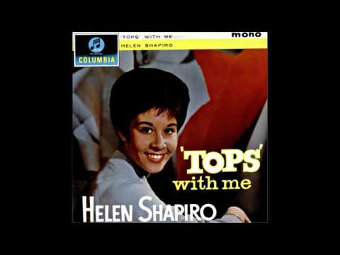 Helen Shapiro' I Love You' Track From Her 1962 Album Tops With Me