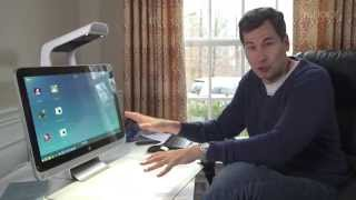 Repeat youtube video The Pogue Review: HP Sprout