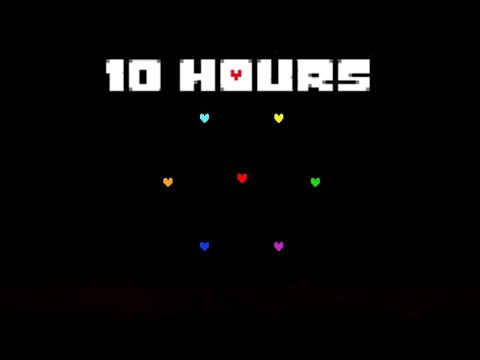 Undertale OST: Finale 10 Hours HQ