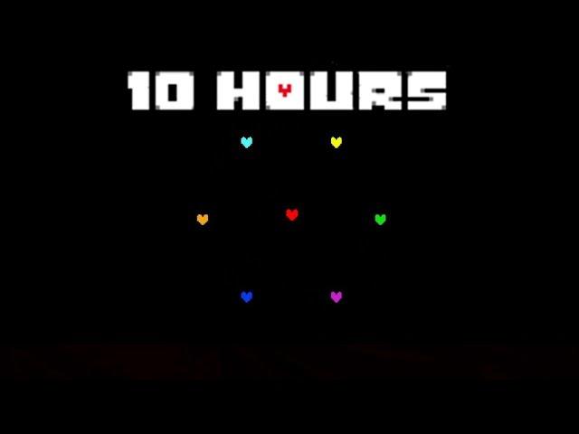 Undertale OST: Finale 10 Hours HQ