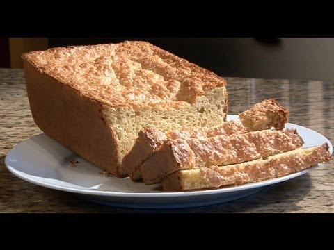 How To Make No-Knead Gluten Free Sandwich Bread - YouTube