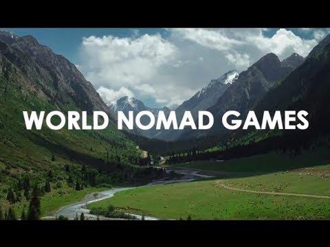 World Nomad Games 2018 - Promo video (HD 720p)