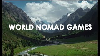 World Nomad Games 2018 - Promo video (HD 720p)