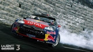 WRC 3: FIA World Rally Championship part 1 HD