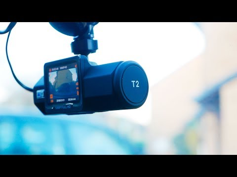 VanTrue T2 Dashcam Setup, Demo & Review!