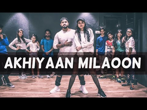 AKHIYAAN MILAOON | Tejas Dhoke Choreography | Dancefit Live
